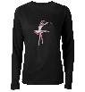 ballerina dancer clothing long sleeve shirt