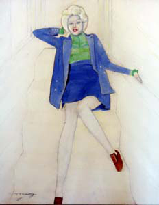 girl in blue jacket02
