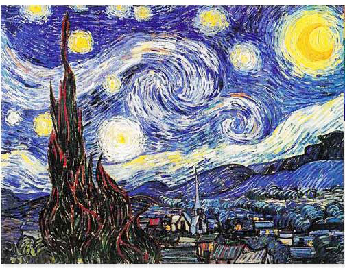 starry night  vincent van gogh03